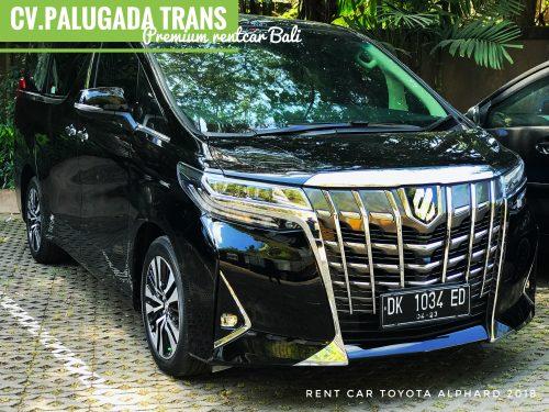 Sewa mobil Alphard di Bali Murah