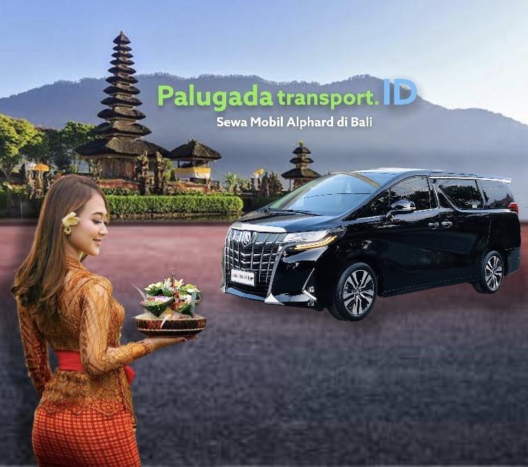 Sewa  Alphard di Bali Murah