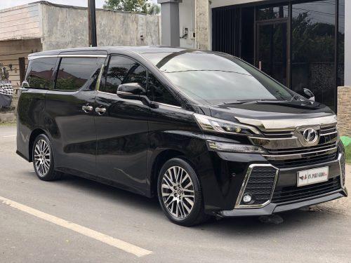 Rental Mobil Vellfire di Bali