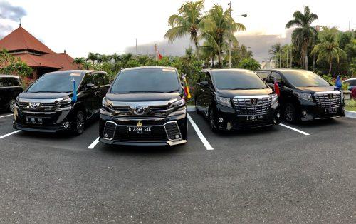 Sewa Mobil di Bali untuk MICE