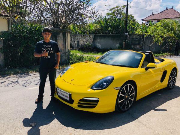 Sewa Mobil Porsche di Bali