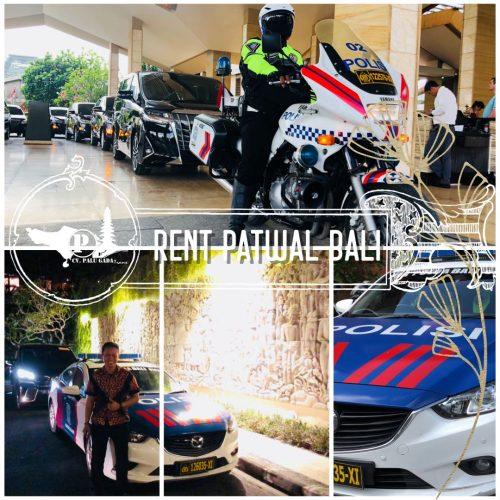 Sewa Patwal di Bali