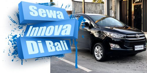 Sewa Mobil Innova di Bali Murah