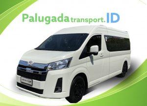 sewa mobil hiace premio di Bali