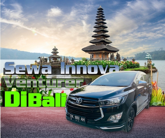 Sewa Mobil Innova Venturer di Bali Model terbaru