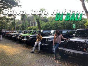 sewa mobil rubico di Bali