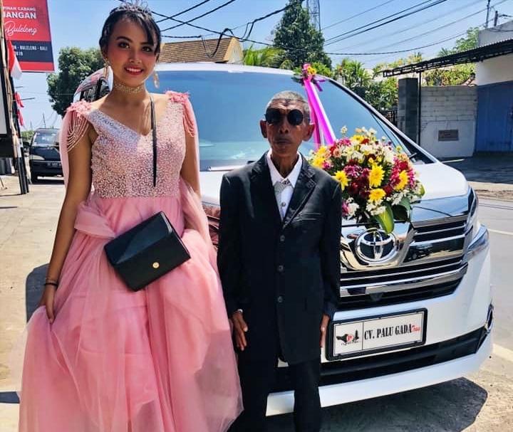 Sewa Alphard Untuk Wedding